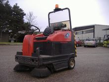 2001 Gansow 150 LPG sweeper
