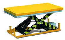 2010 IRION HW2001 lift table