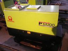 2009 PRAMAC P12000 various acce