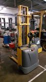 2011 IRION GETM-10DC stacker Pe