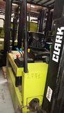 2001 CLARK CTM 16 forklift