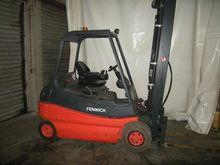 1992 FENWICK E25 forklift
