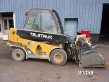 2006 JCB TLT30D forklift truck