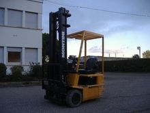 1993 1203 HCE MONTINI forklift