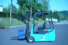 2000 CTC PLANET 317 forklift tr