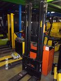2007 Rocla SP12 stacker with ri