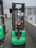 2011 CESAB S214 stacker with ac