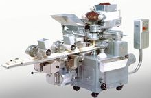 Rheon KN 207 Encrusting machine