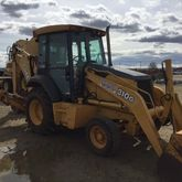 JD 310G Backhoe