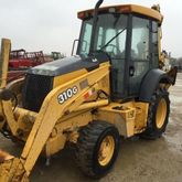 310G JohnDeere Backhoe
