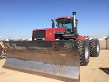 9380 Case IH tractor with Grous