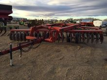 770 Case IH offset disc.
