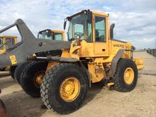 Volvo L90E wheel loader