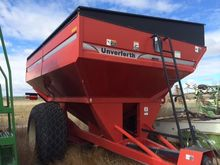 Underferth 8250 Grain Cart