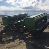 25′ JD -455 Grain Drill