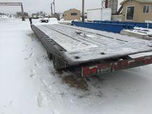 1999 landoll Equipment trailer