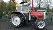 1992 Massey Ferguson 375 310271