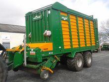 2015 Malone MT52 Silage Wagon 3