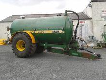 Used 2004 Major 2400