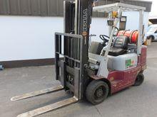 Halla LK30C Gas Forklift 110027
