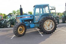 1985 Ford TW15 tractor 11025738