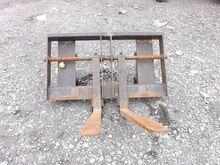 Used Pallet Forks on