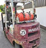 Halla 3 ton Gas Forklift 110027