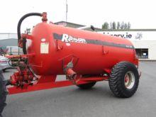 Ruscon 1600gal Vacuum Tank 4102
