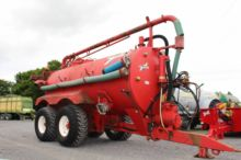 RedRock 2500 Gallon Slurry Tank