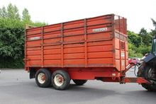 RedRock 18ft Grain & Silage Tra