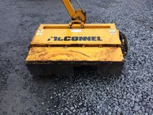 2008 McConnel PA48E Hedgecutter
