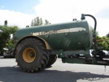 Major 2050gal Vacuum Tank 31025