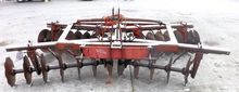 MF 9ft Disc Harrow 11022082