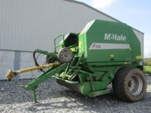 2007 McHale F550 baler 11022786