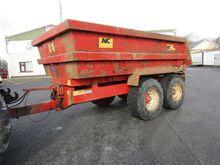NC 16ton Dump Trailer 11028094