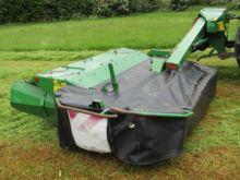John Deere 328A Mower Condition