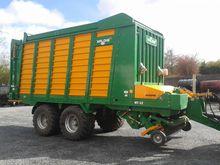 2015 Malone Trojan Silage Wagon