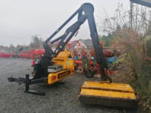 McConnel PA6500T Hedgecutter 11