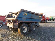 NC 20 ton Dump Trailer 11023903