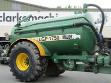 Major 1750gal LGP Vacuum Tank 2