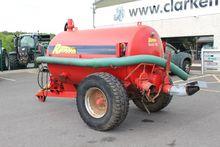 Ruscon 900gal Vacuum tank 11028