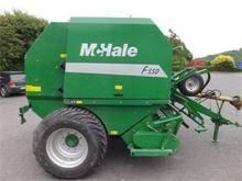 2010 McHale F550 baler 11023268