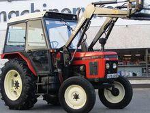 1991 Zetor 7711 11027107