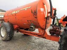 Abbey 2000gal Vacuum tank 41027