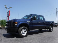 2009 Ford F350 Crew Cab Long Be