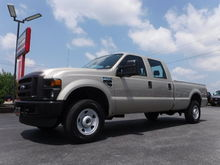 2009 Ford F250 Crew Cab Long Be
