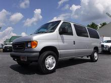 2007 Ford E350 12 Passenger Van