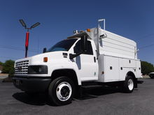 2006 GMC C5500 11FT Enclosed Ut