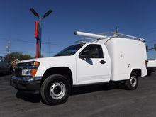 2008 Chevrolet Colorado Enclose