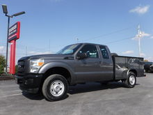 2012 Ford F250 Extended Cab Uti